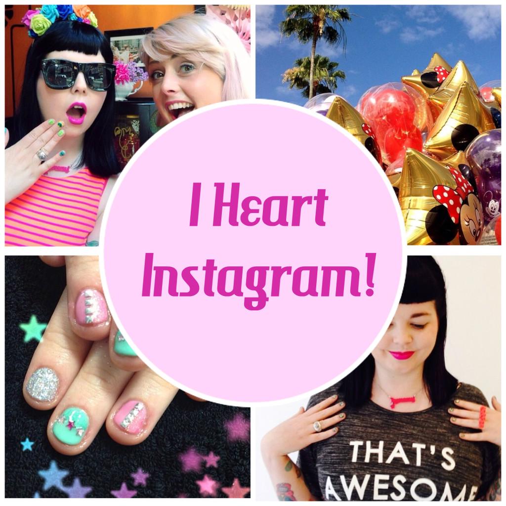 I Heart Instagram 1