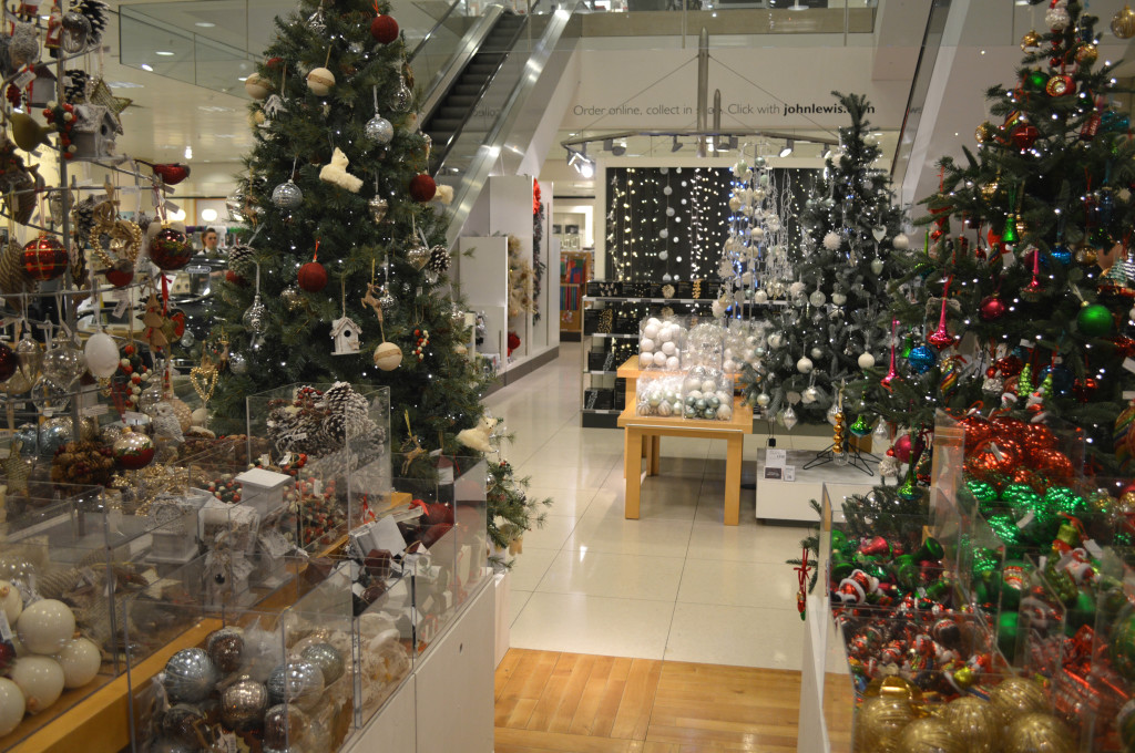 Merry and Bright: John Lewis Christmas 2014 - Lynsay Loves