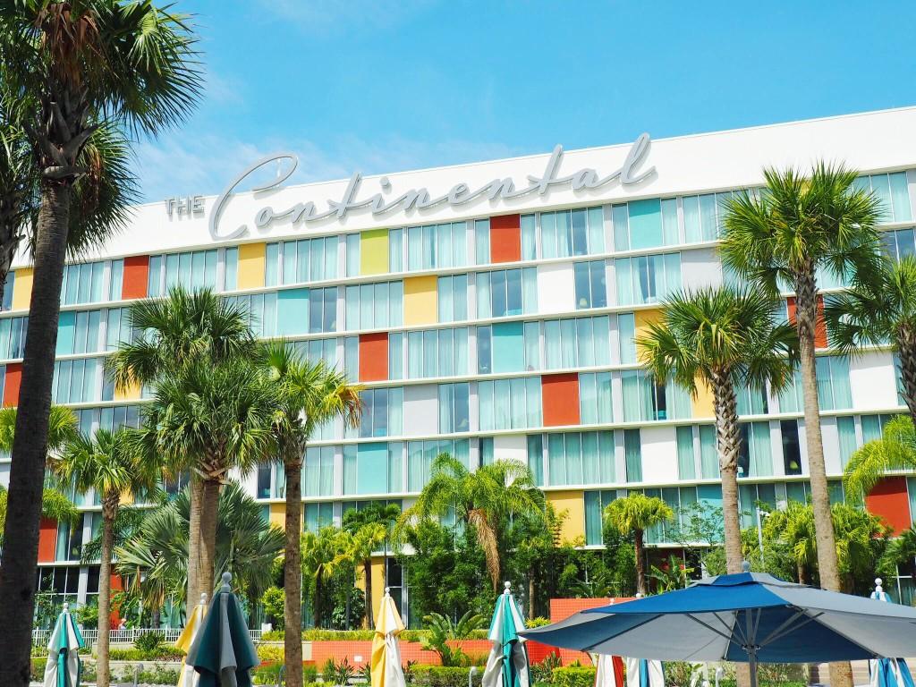 Staying and Playing… At Cabana Bay Beach Resort, Florida