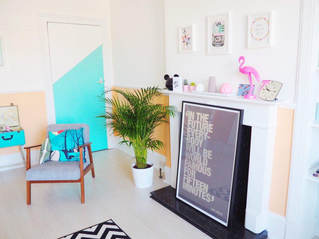 Living Room: An Interiors Update