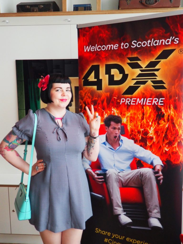Get Ready to (Swoop, Glide and) Rumble with Cineworld 4DX