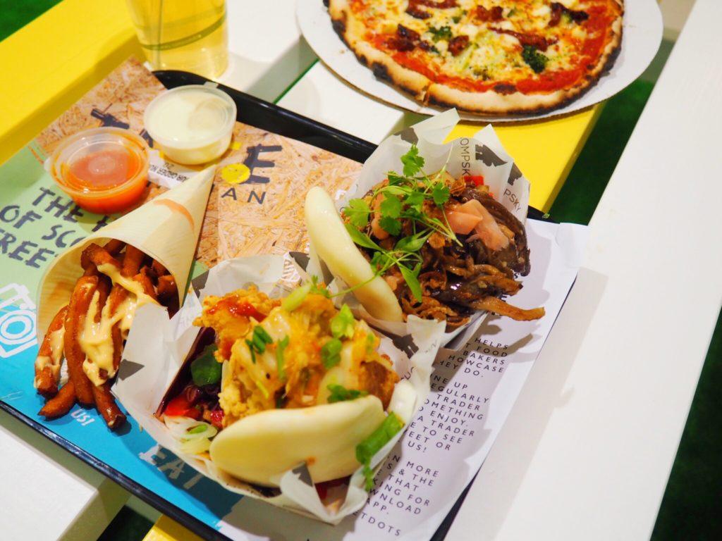 The Glasgow Veggie Diaries: Taste Buchanan