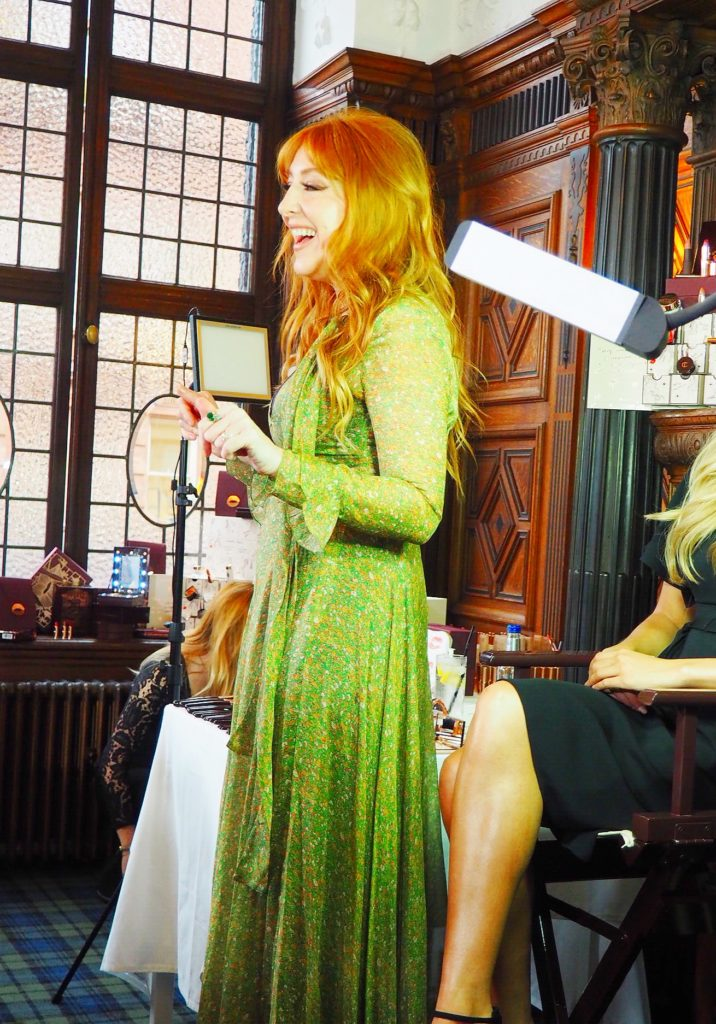Cosmetics and Confidence: A Makeup Masterclass with Charlotte Tilbury