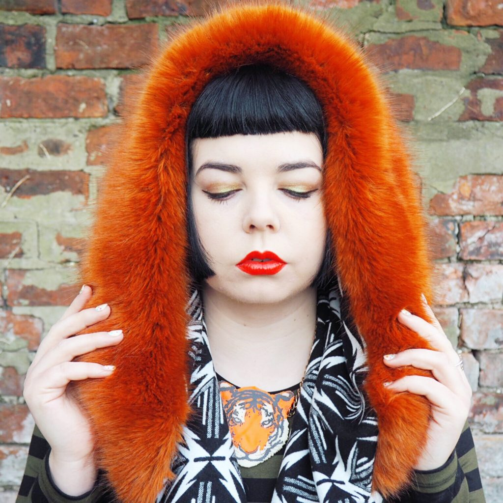 Hollyhood Miss West End Girl Gets a Foxy Winter Makeover