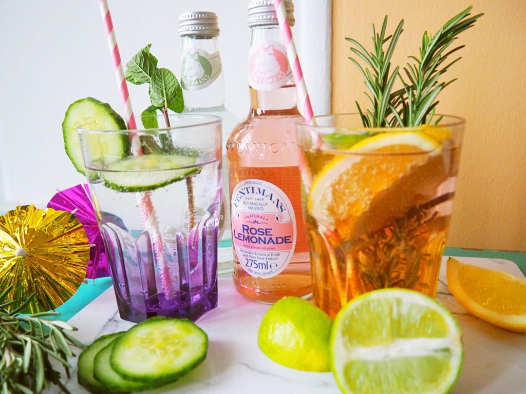 DIY Spruced-up Soft Drinks With Fentimans