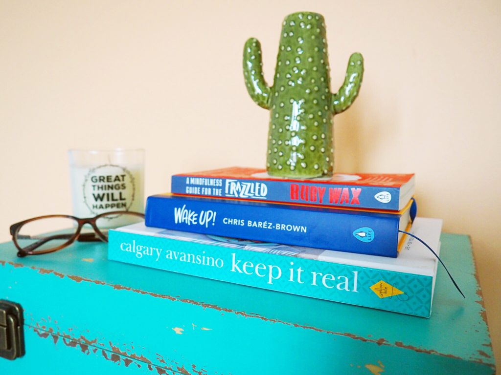 Self Care Sessions: 3 Books to Nourish Your Mind, Body and Soul