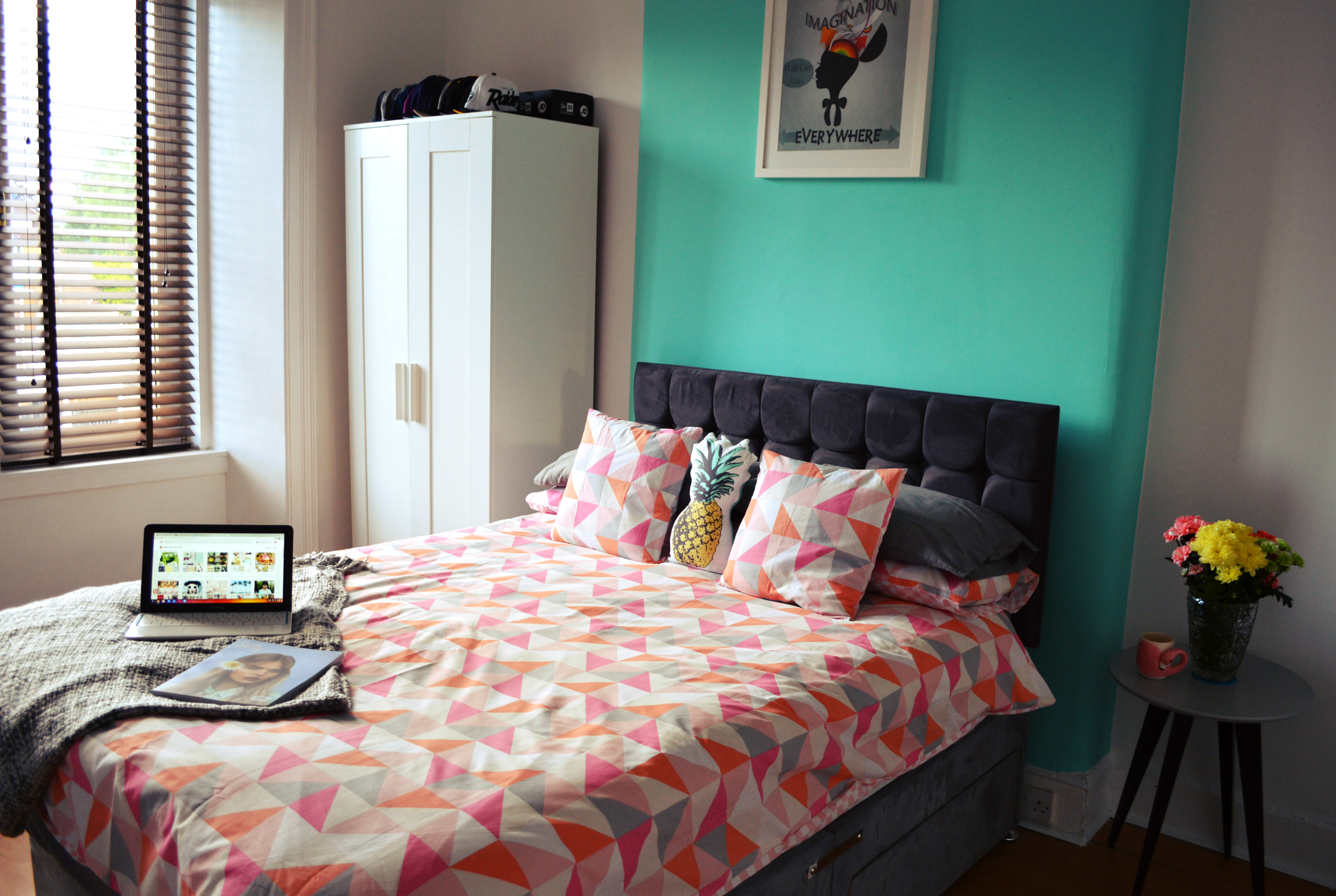 home tour welcome to our bedroom lynsay loves