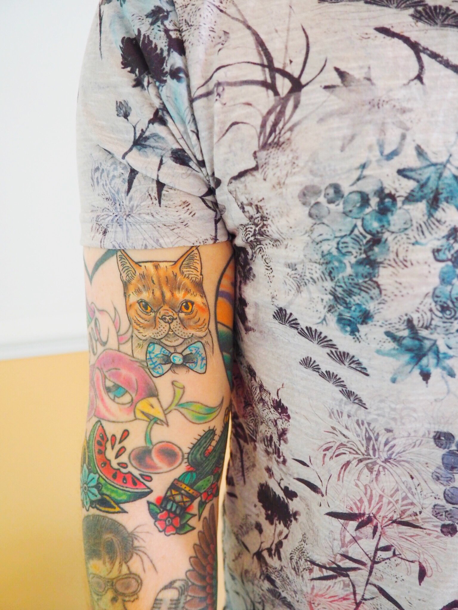Electric ink skincare for tattoo lovers lynsay loves for Electric ink tattoo