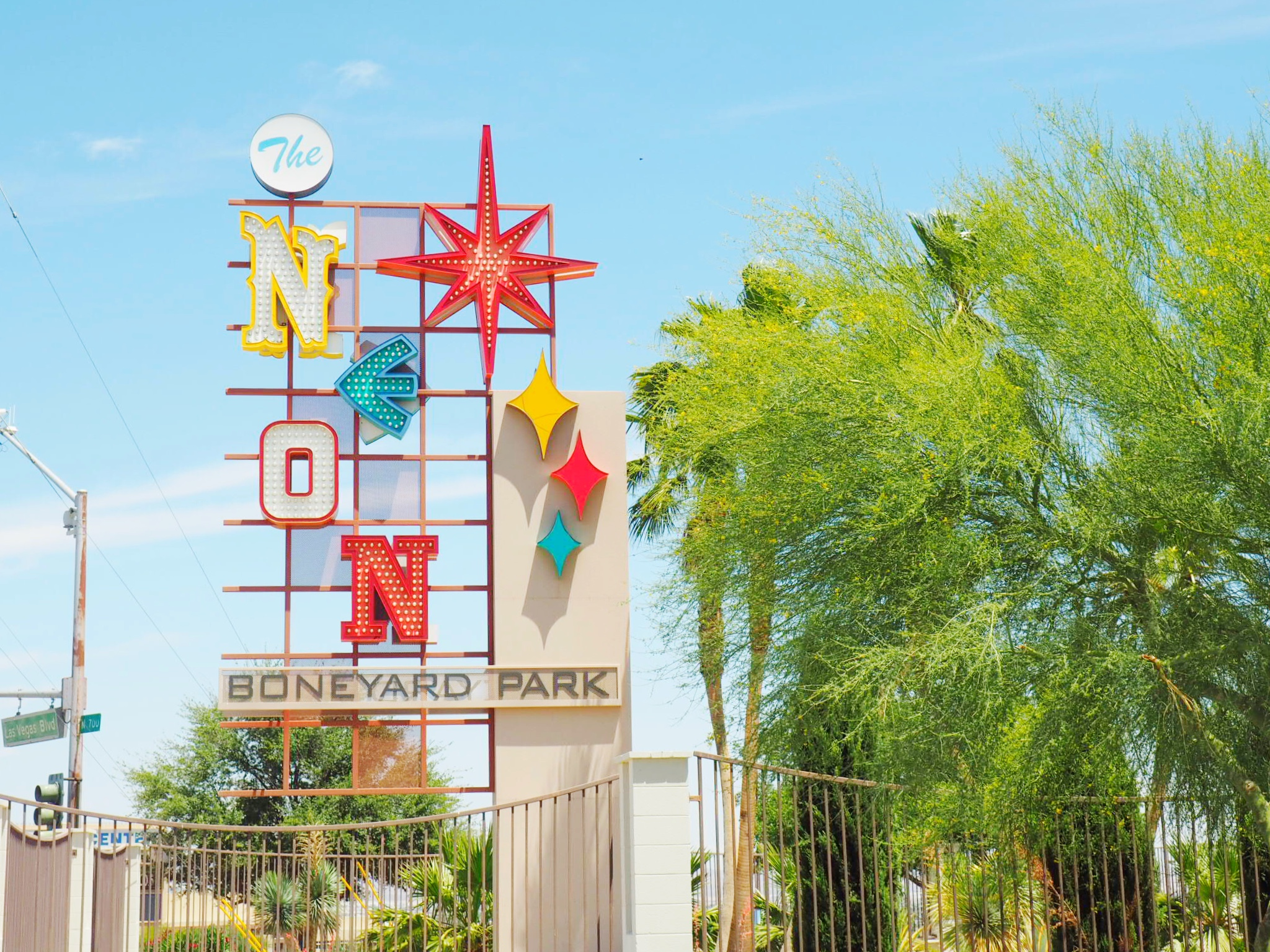 Visiting The Neon Museum, Las Vegas