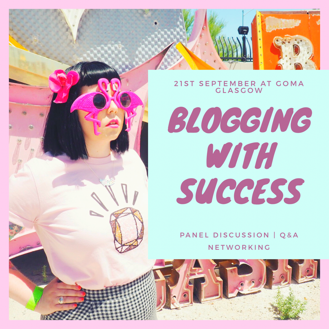 Event: Come Hang with Me at Blogging With Success!