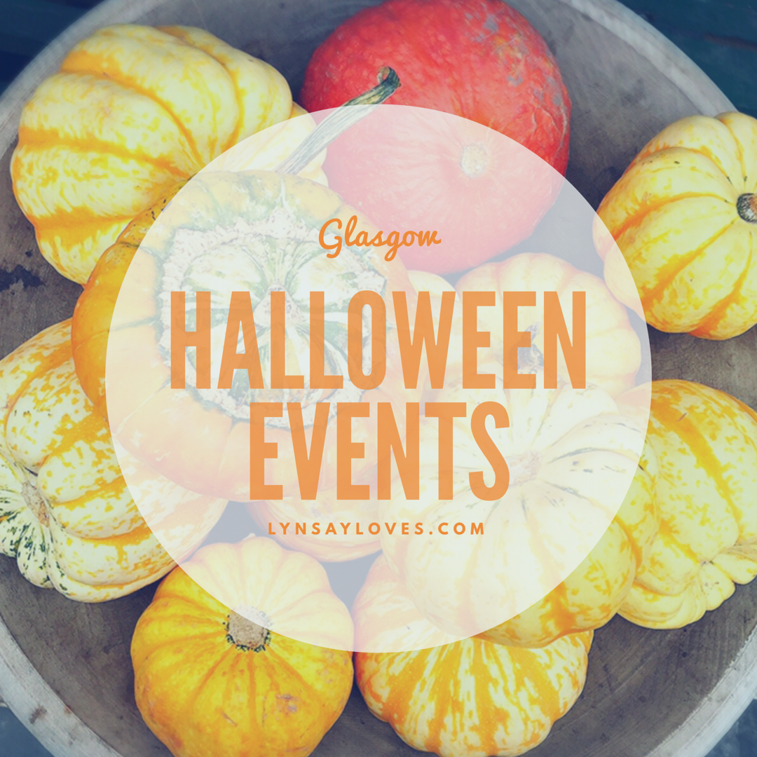 Glasgow Halloween Events