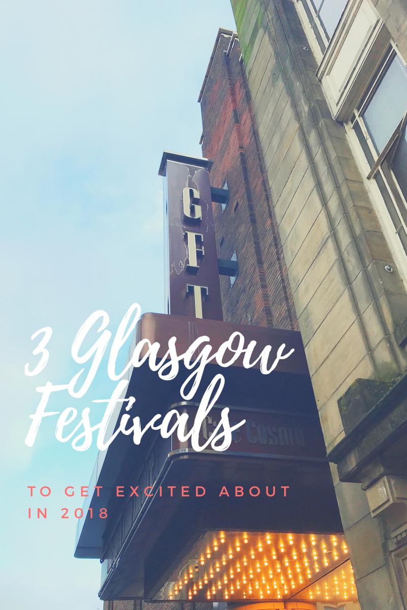 Glasgow Festivals