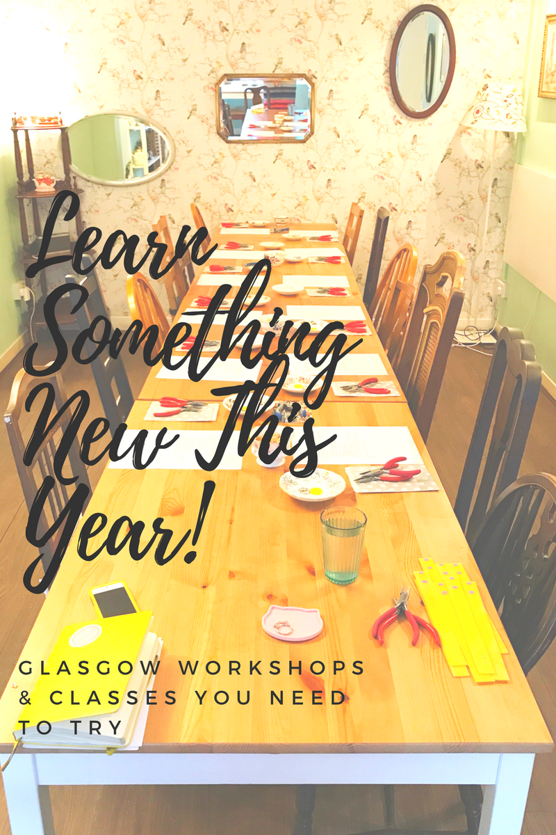 glasgow workshops